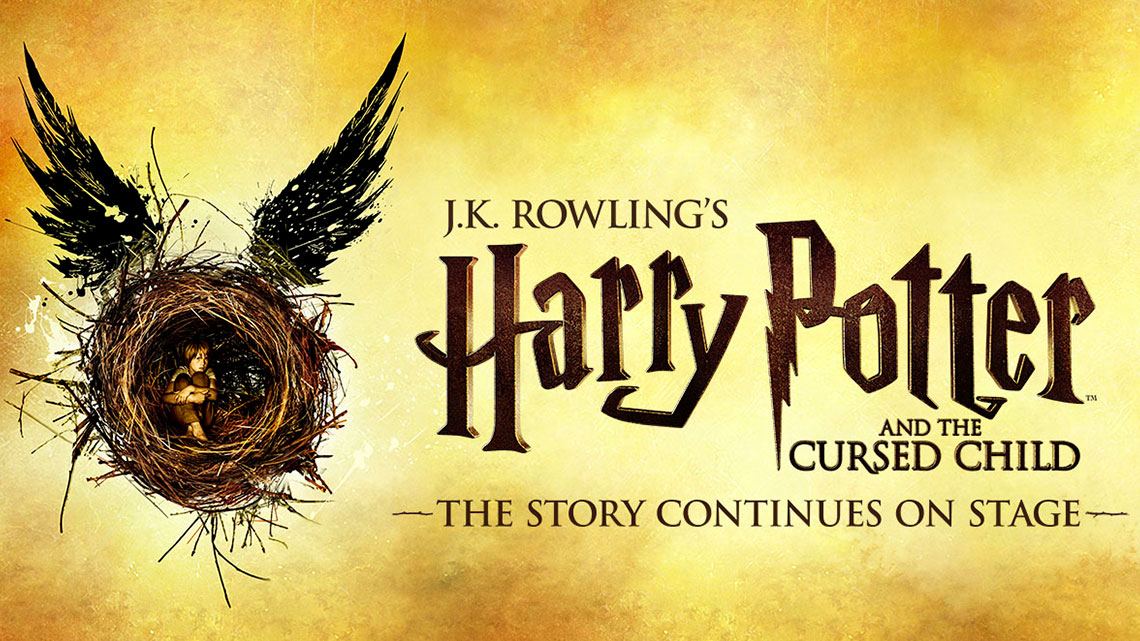 Main Harry Potter and the Cursed Child Logo