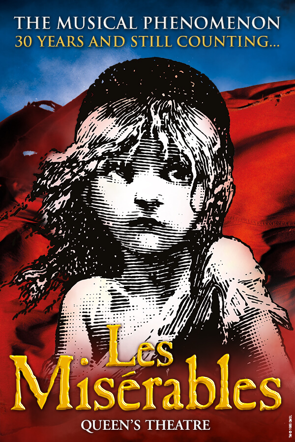 Les Miserables Show Poster