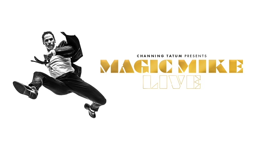 Magic Mike Live logo